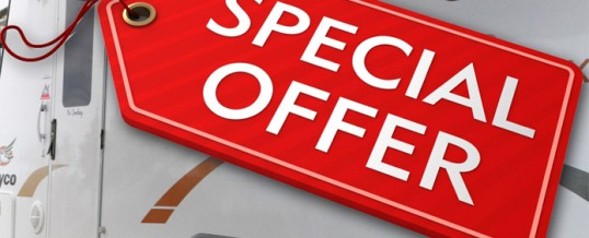 Off Peak Special Offers