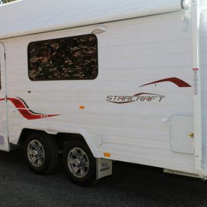 Jayco Starcraft Double Bunk Caravan